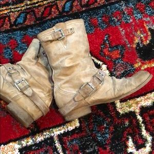 Freebird roady boots shorties